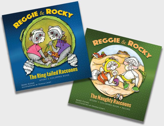 Reggie & Rocky